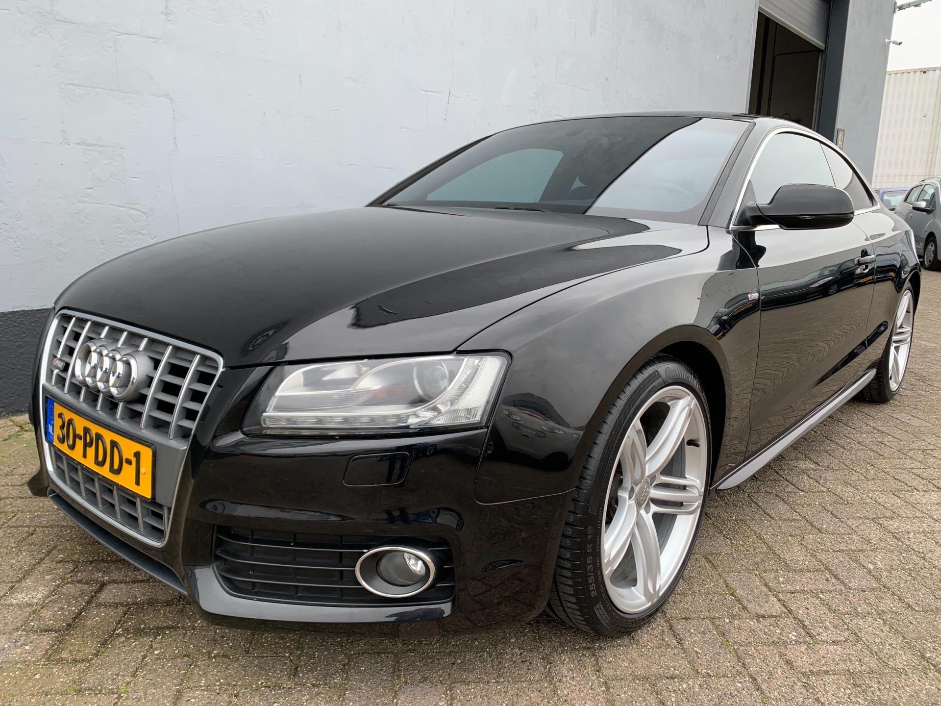 Audi A5 Coupé occasion - Eduard Auto's vof