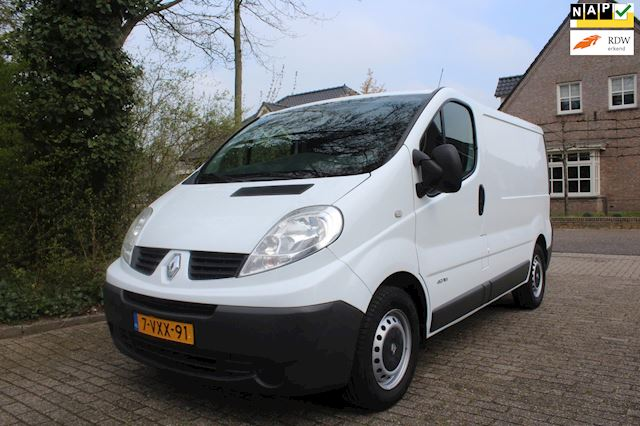 Renault Trafic Airco.  Navi.  Nieuw staat.    2.0 dCi T29 L1H1 Eco