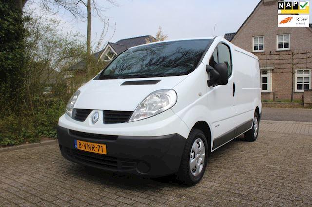 Renault Trafic DE BUS IS VAN BINNEN EN BUITEN NIEUW STAAT ,  AIRCO2.0 dCi T29 L1H1 Eco