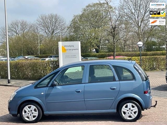 Opel Meriva occasion - Jesse de Koning Auto`s
