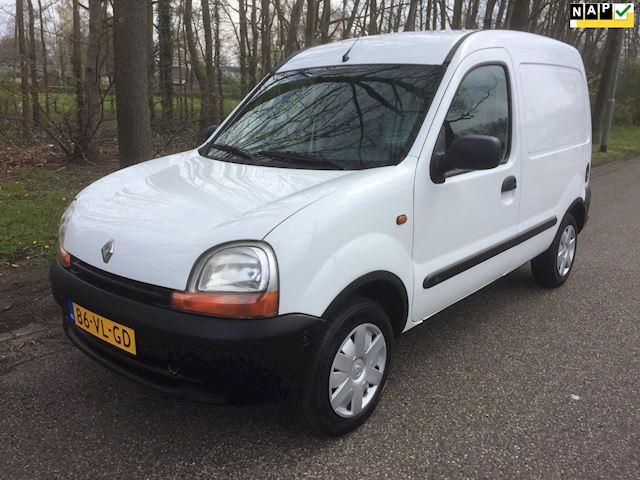 Renault Kangoo grijs kenteken 1.2 Benzine. Belasting Particulier 22,- per maand Zeer veel nieuwe onderdelen zie advertentie
