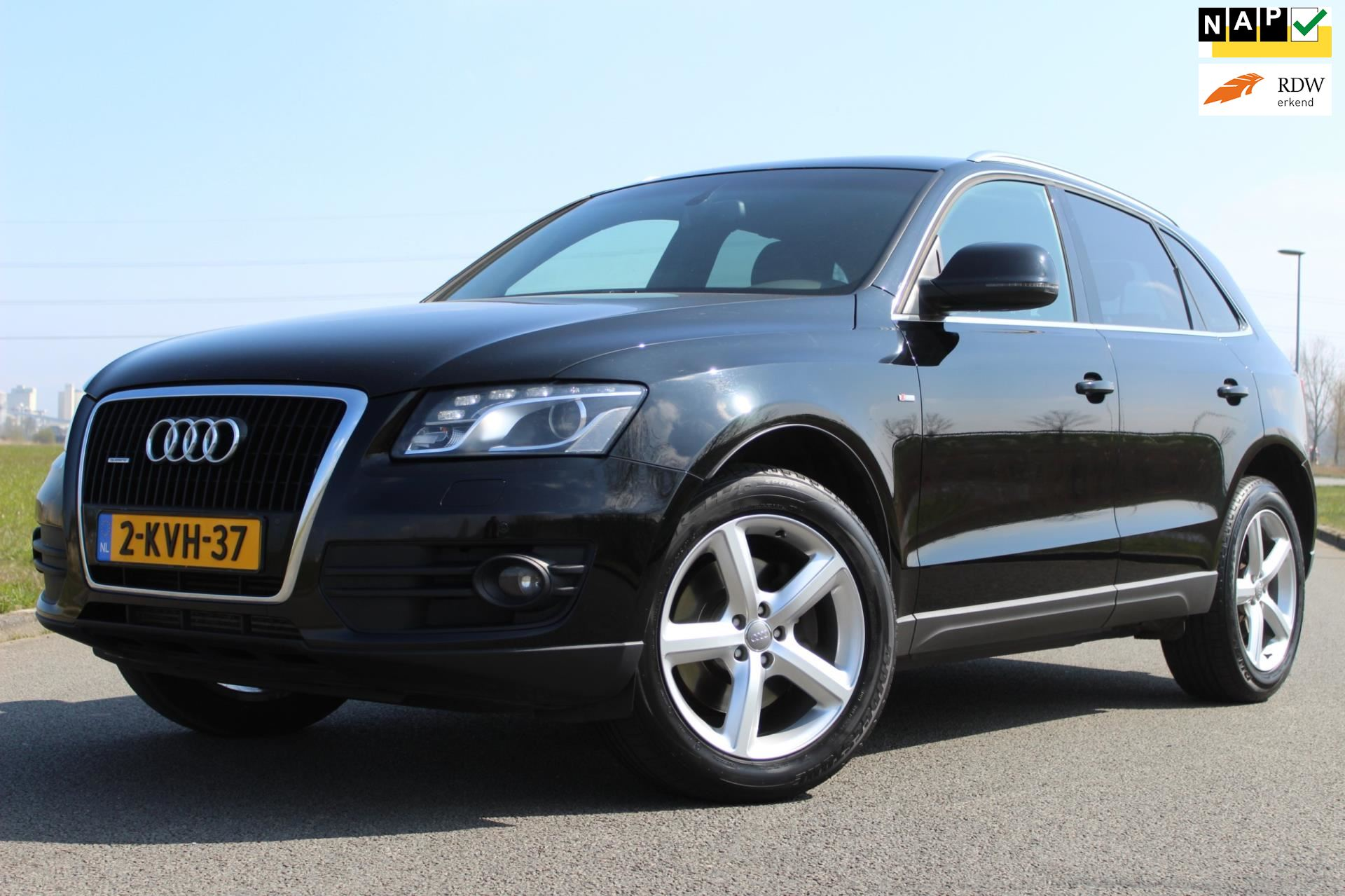 Audi Q5 occasion - Autobedrijf Simmeren & Veenstra