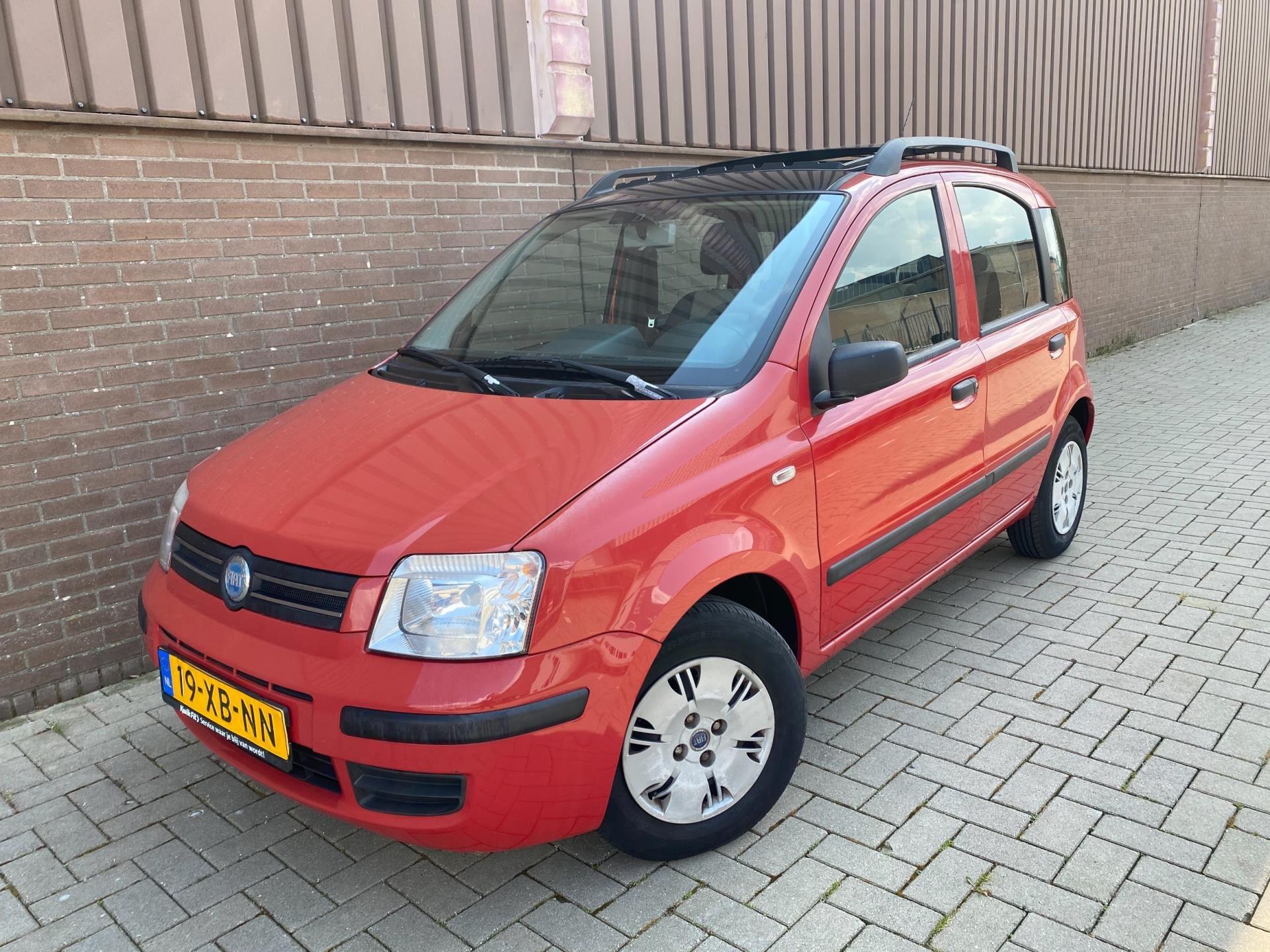 Fiat Panda occasion - Auto op Afspraak