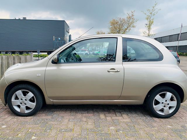 Nissan Micra 1.2 Visia AUTOMAAT