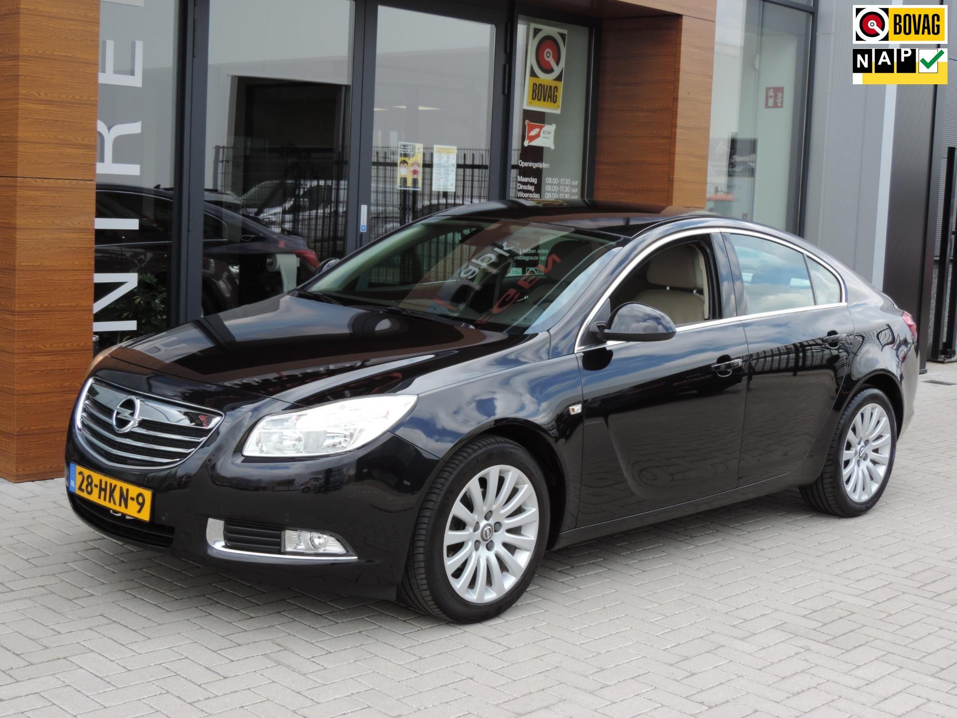 Opel Insignia occasion - Autobedrijf van Meegen