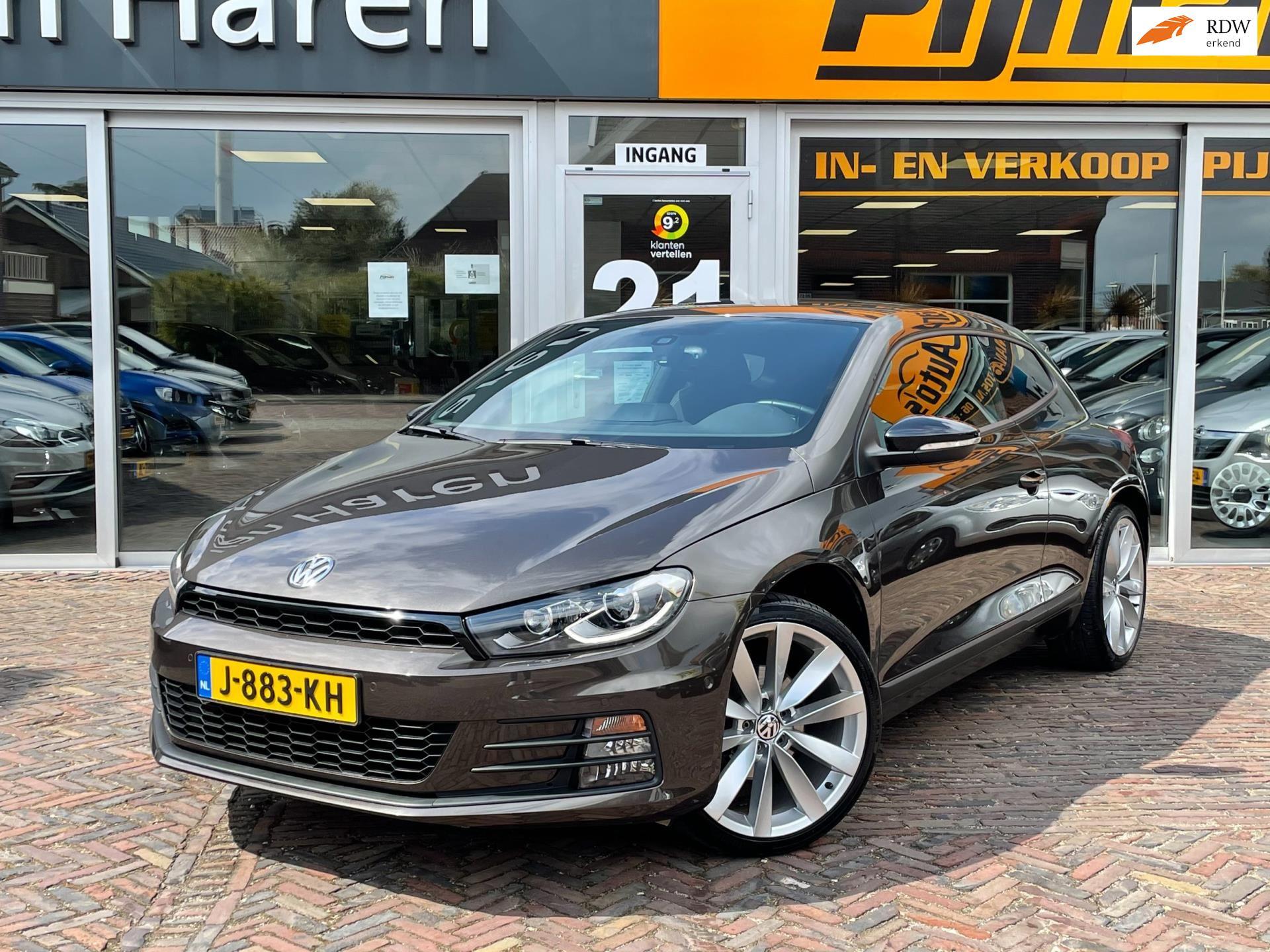 Volkswagen Scirocco occasion - Pijman Auto's