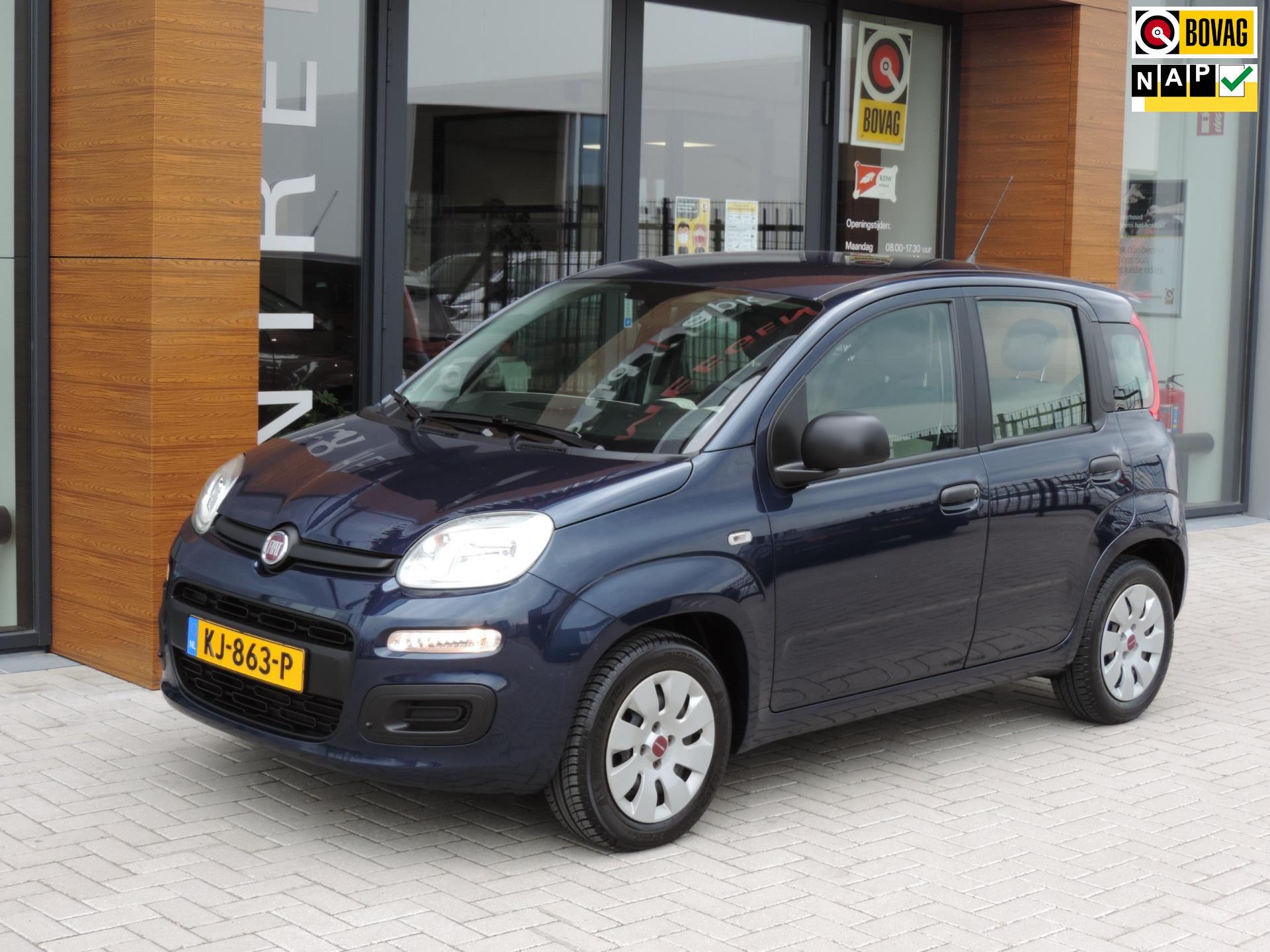 Fiat Panda occasion - Autobedrijf van Meegen