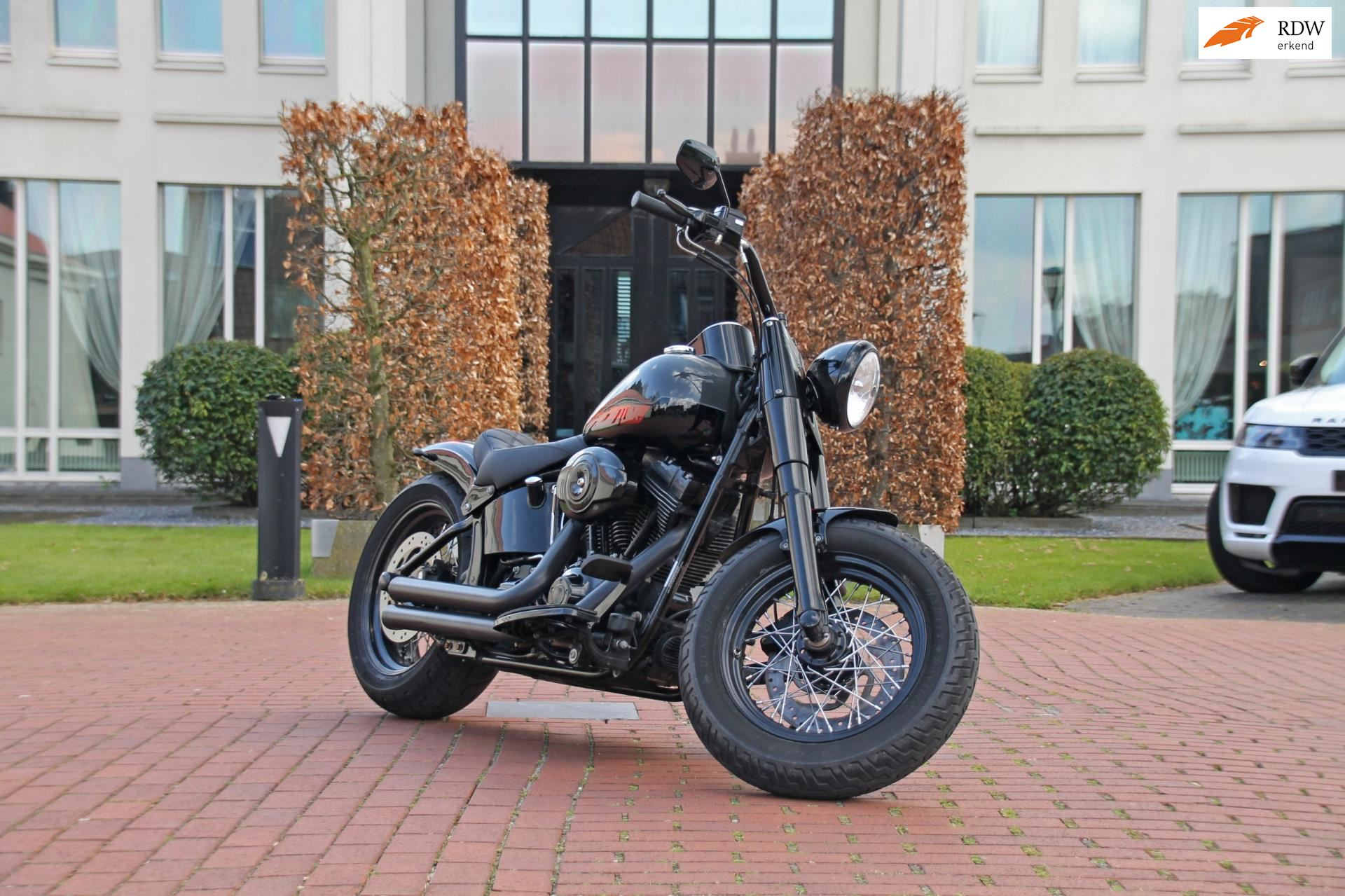 Harley Davidson FLSTCI occasion - Memo Performance