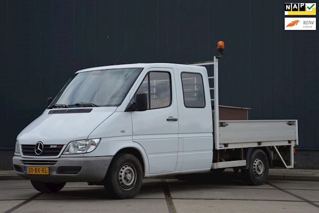 Mercedes-Benz Sprinter 2.2 CDI Pick Up dubbel cabine Trekhaak