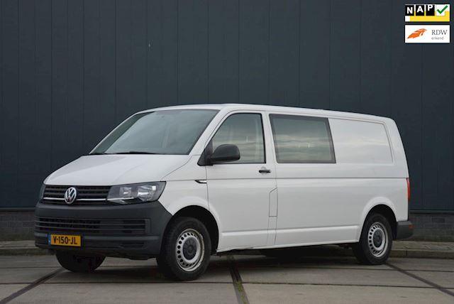Volkswagen Transporter 2.0 TDI L2H1 DC Comfortline 102PK Airco Euro 6