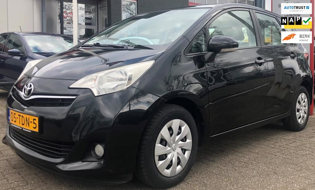 Toyota Verso-S occasion - Gebo Auto's