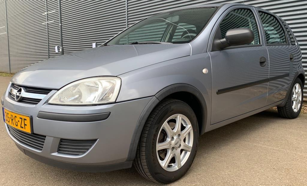 Opel Corsa occasion - YannickCars