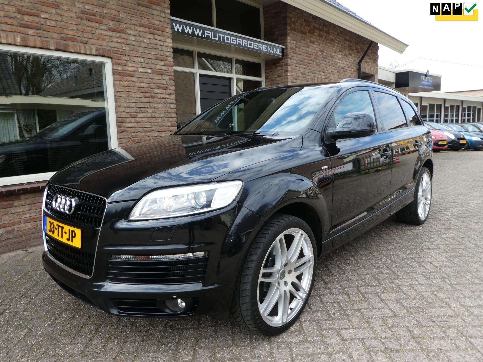 Audi Q7 occasion - Auto Garderen