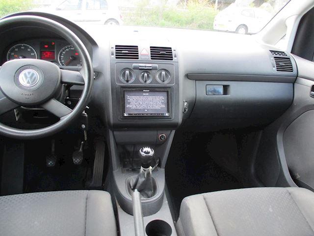 Volkswagen Touran 1.6-16V FSI Athene 7 pers airco navi nap apk