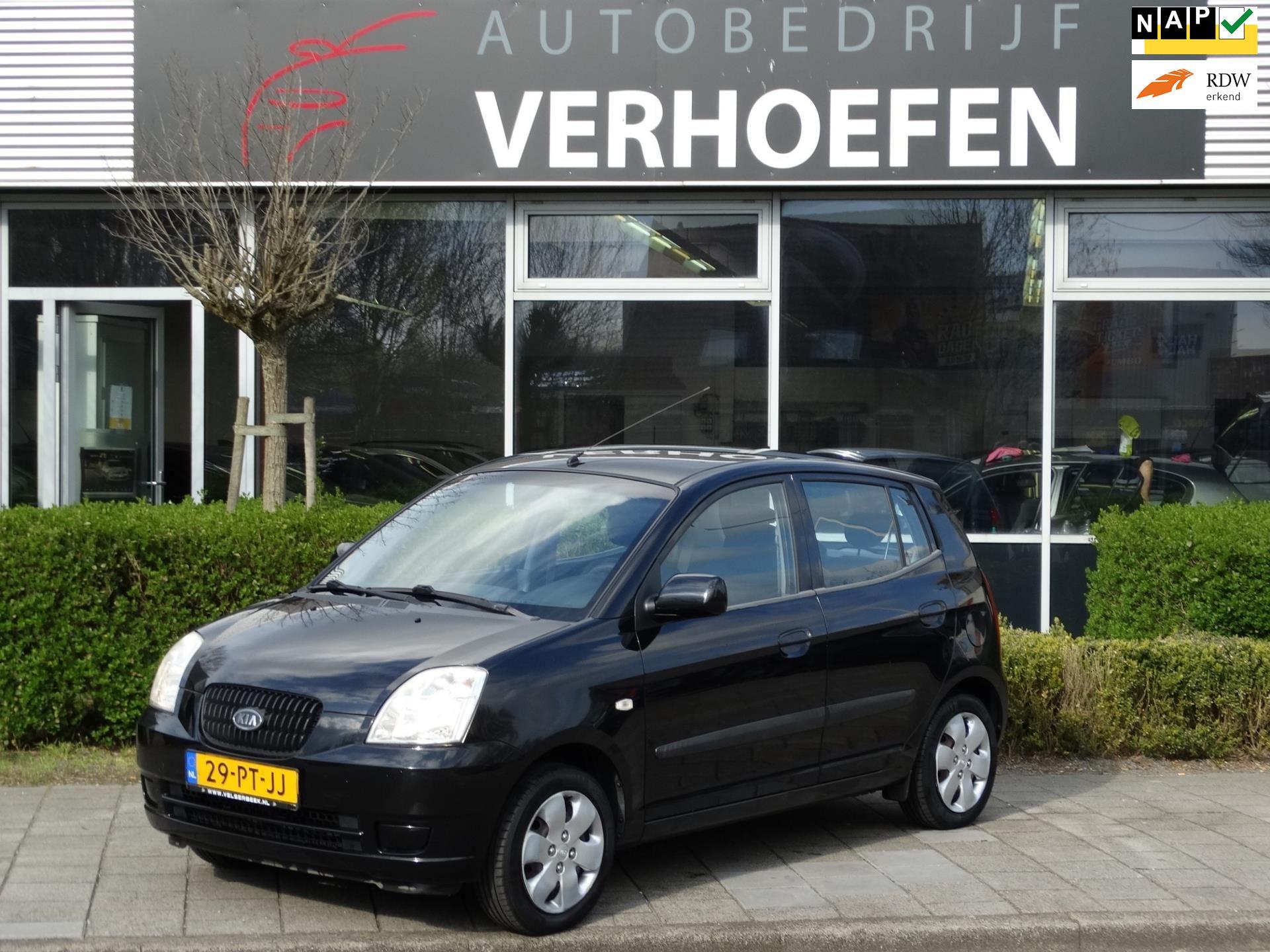Kia Picanto occasion - Autobedrijf Verhoefen