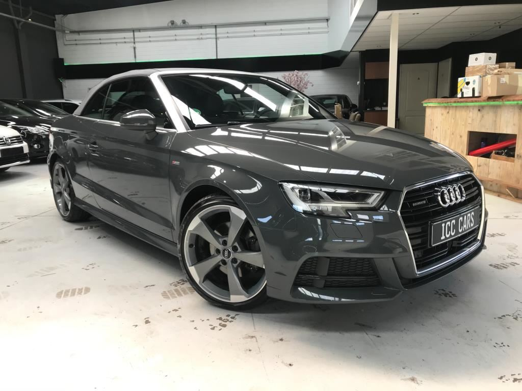 Audi A3 Cabriolet occasion - Iwan Car Company