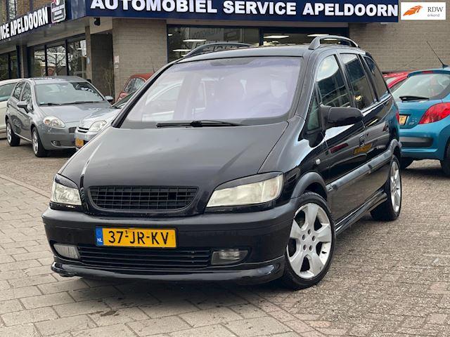 Opel Zafira 2.2-16V Elegance*AUTOMAAT*7 PERS.*AIRCO*STUURBEKR.*