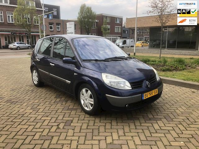 Renault Scénic 2.0-16V Expression Luxe