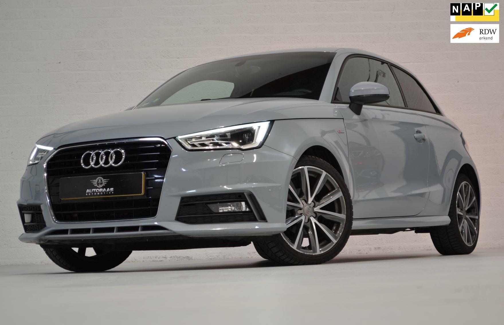 Audi A1 occasion - Autobaas Automotive