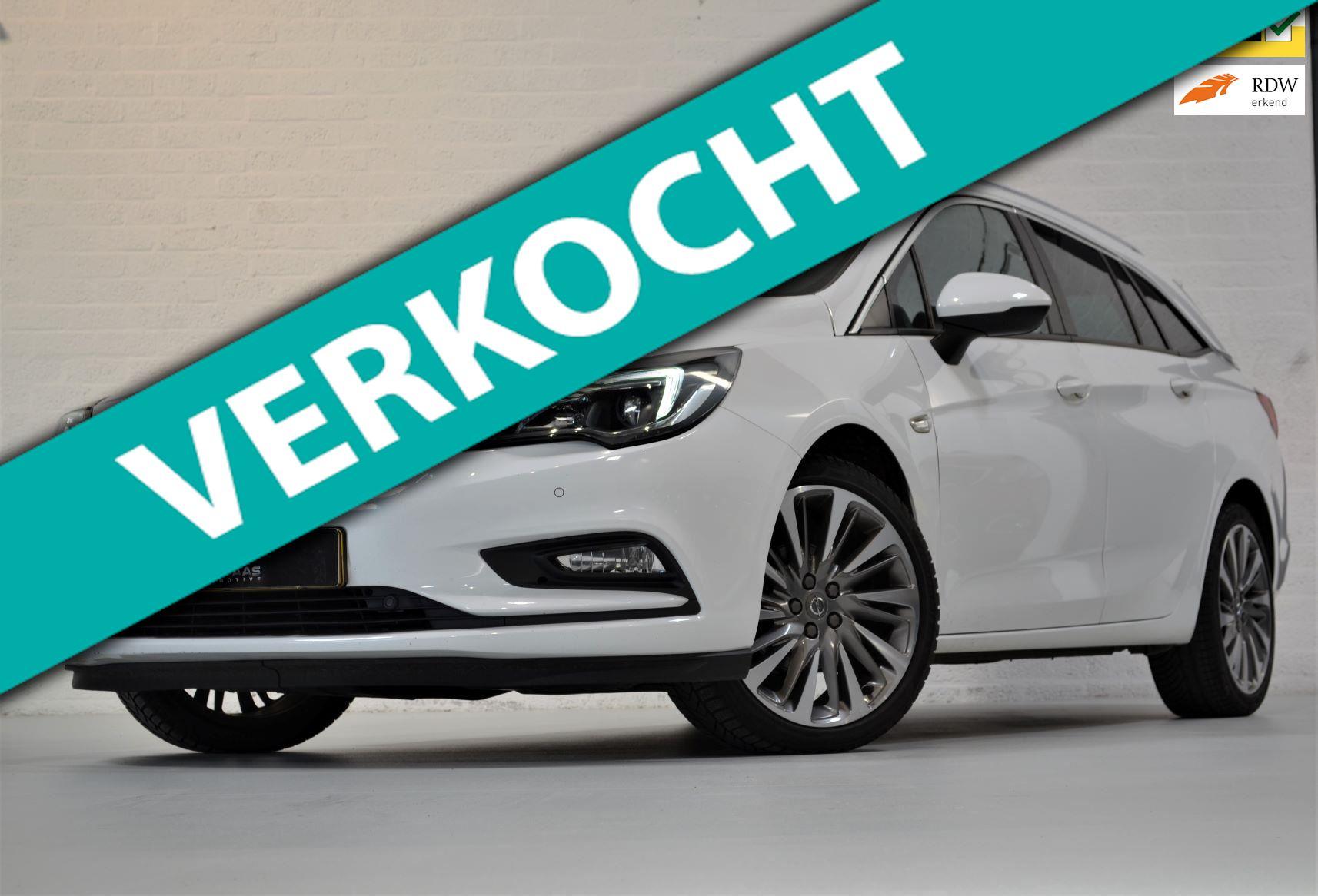 Opel Astra Sports Tourer occasion - Autobaas Automotive