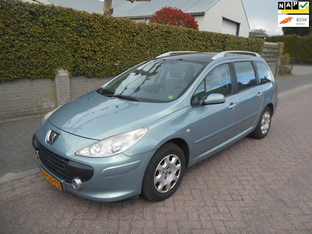 Peugeot 307 SW 1.6 HDi Clima Bj 2006
