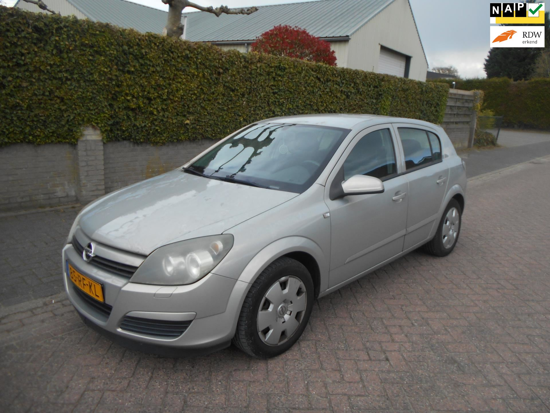 Opel Astra occasion - Solo Export B.V.