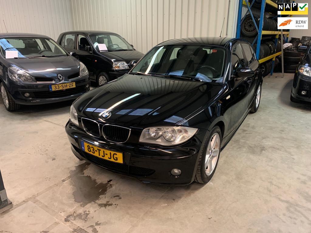 BMW 1-serie occasion - Kiko Auto's