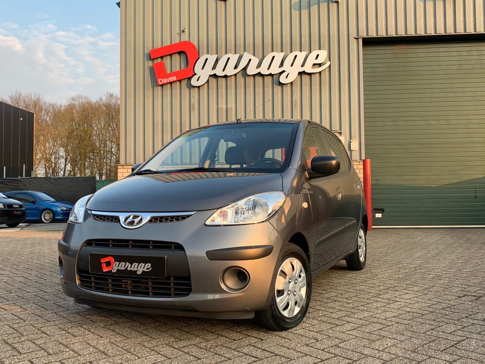 Hyundai I10 occasion - Dave's Garage