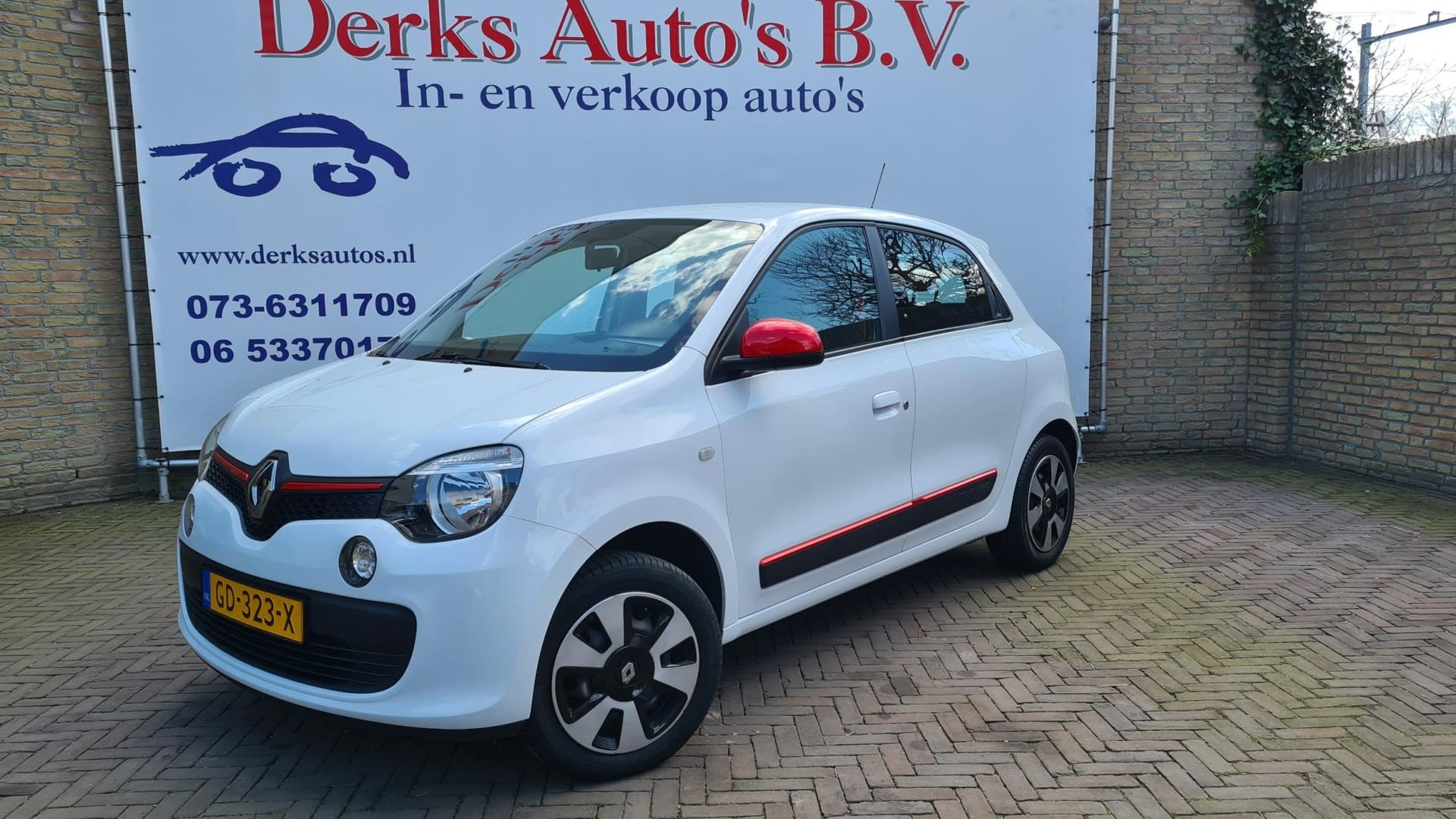 Renault Twingo occasion - Derks Auto's B.V.