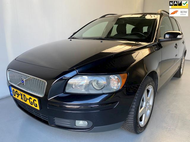 Volvo V50 1.8 Edition II PDC Climate+Cruise control Nieuwe APK