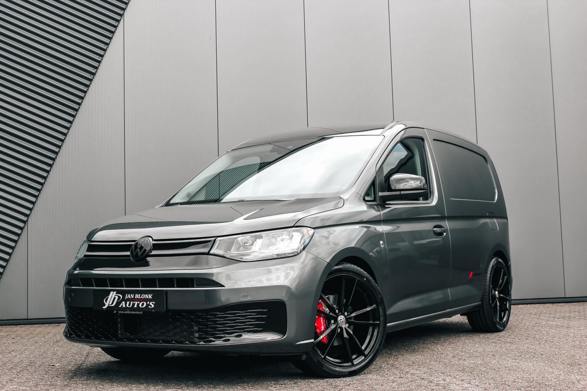 Volkswagen Caddy Cargo occasion - Jan Blonk Auto's