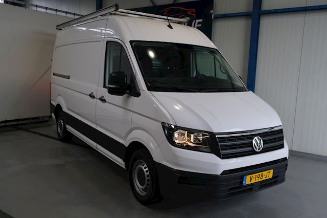 Volkswagen Crafter 35 2.0 TDI 130 KW L3H2 Highline Automaat - Airco, Cruise, Camera.