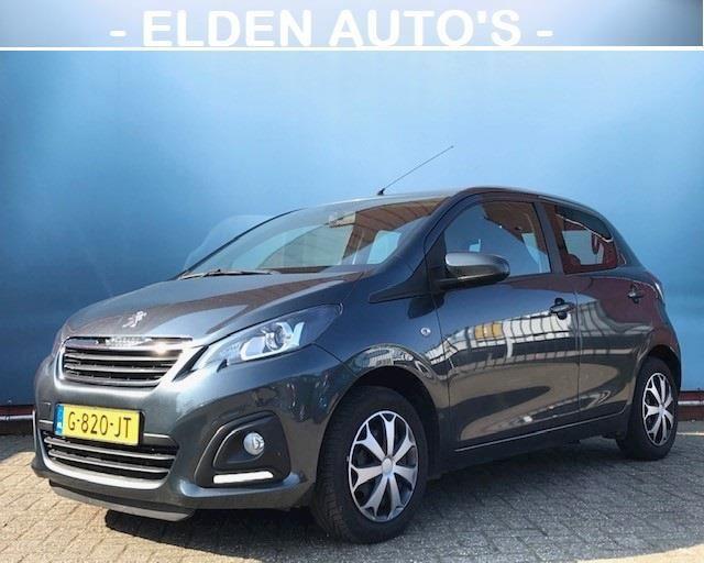 Peugeot 108 occasion - Eldenauto's