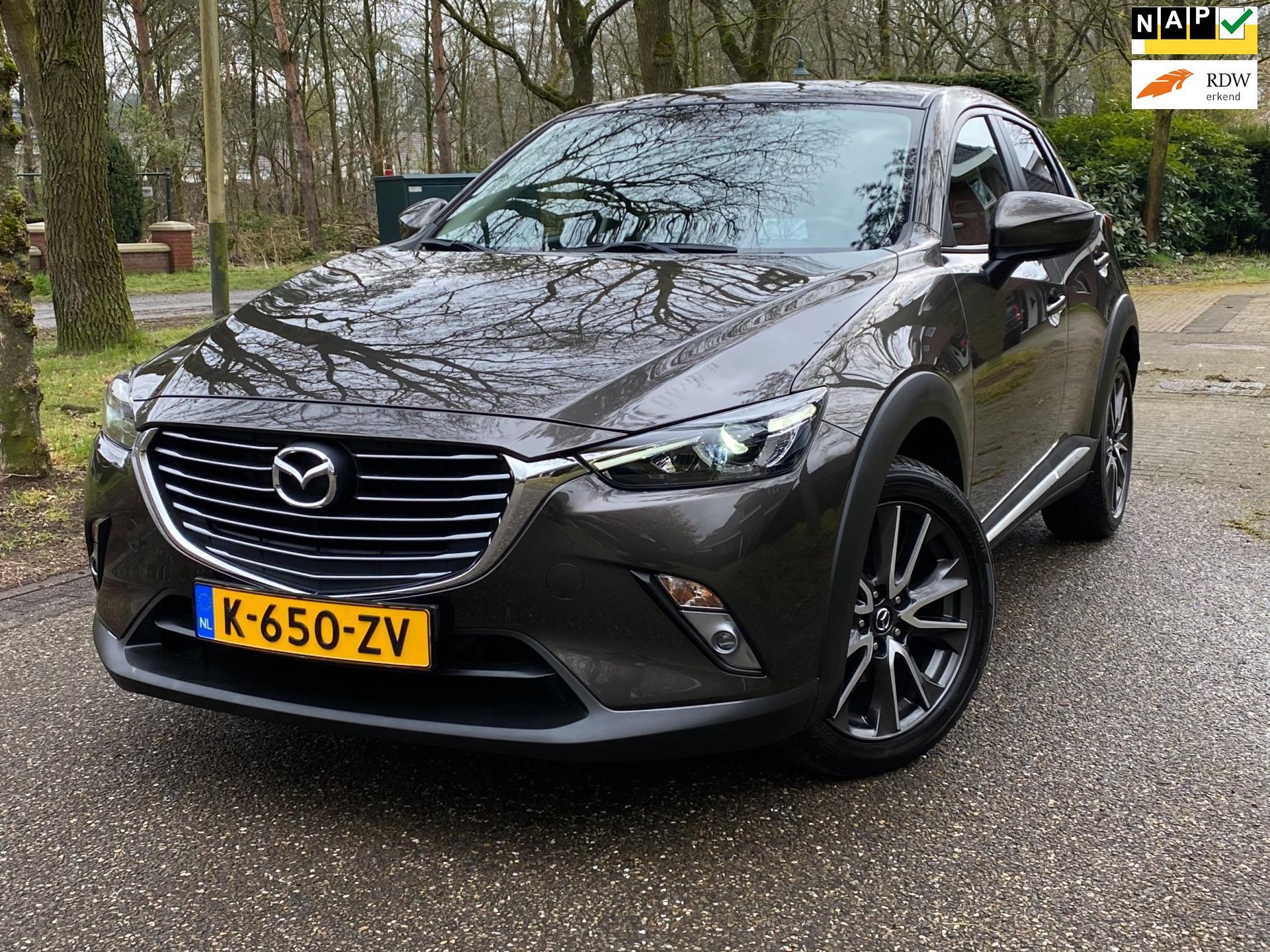 Mazda CX-3 occasion - JP Vos Auto's