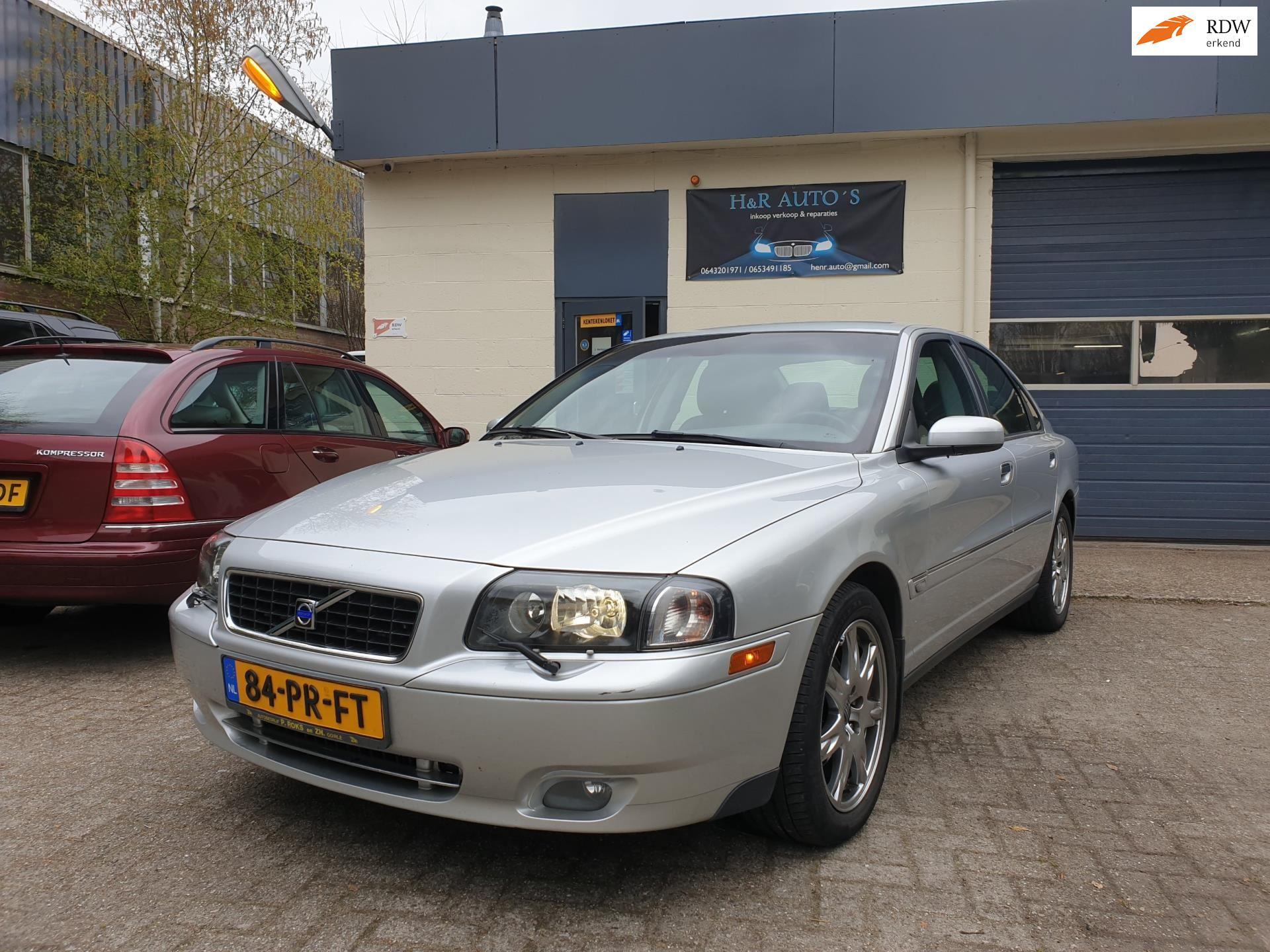 Volvo S80 occasion - H&R Auto's