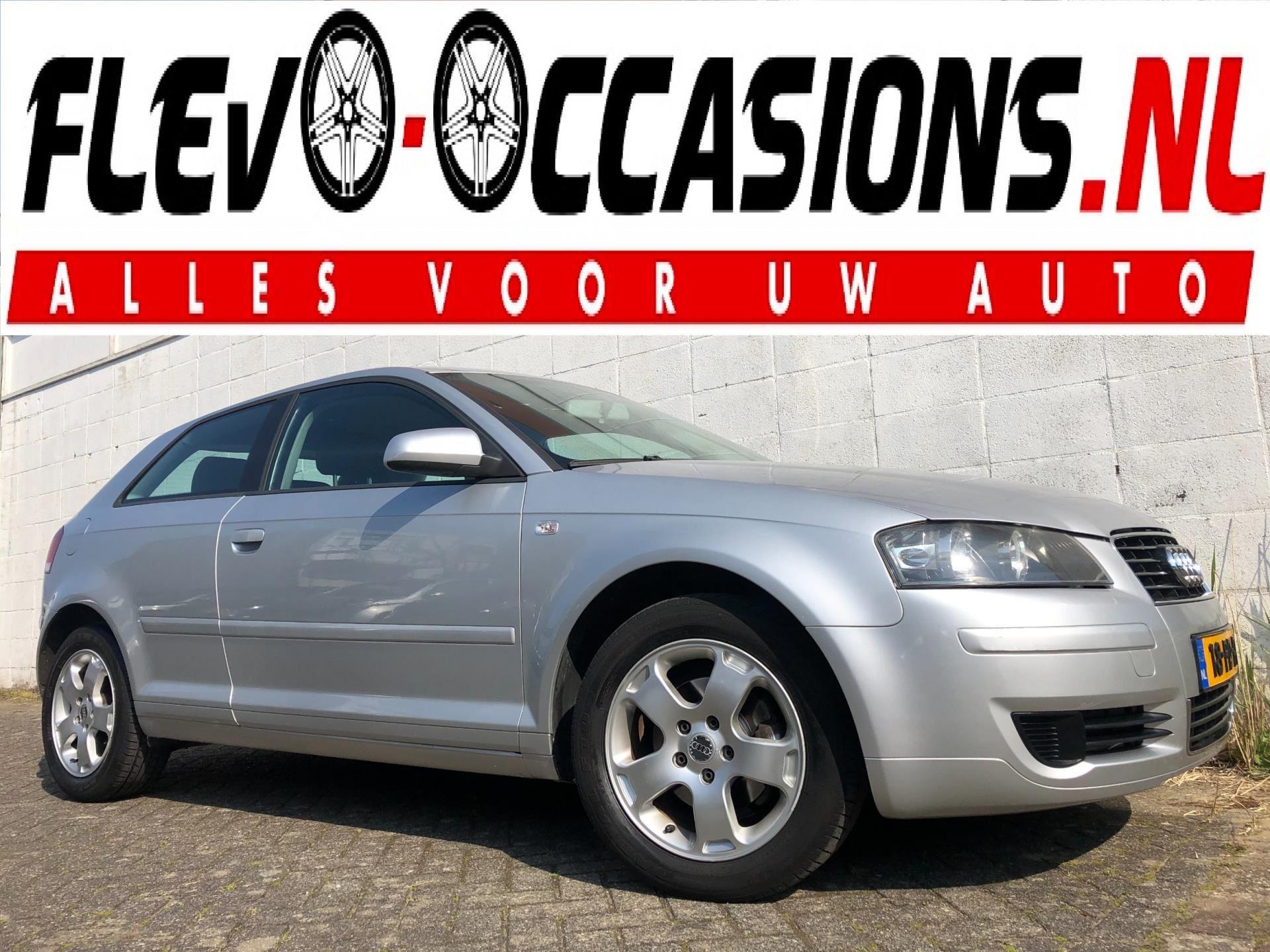 Audi A3 occasion - Flevo Occasions
