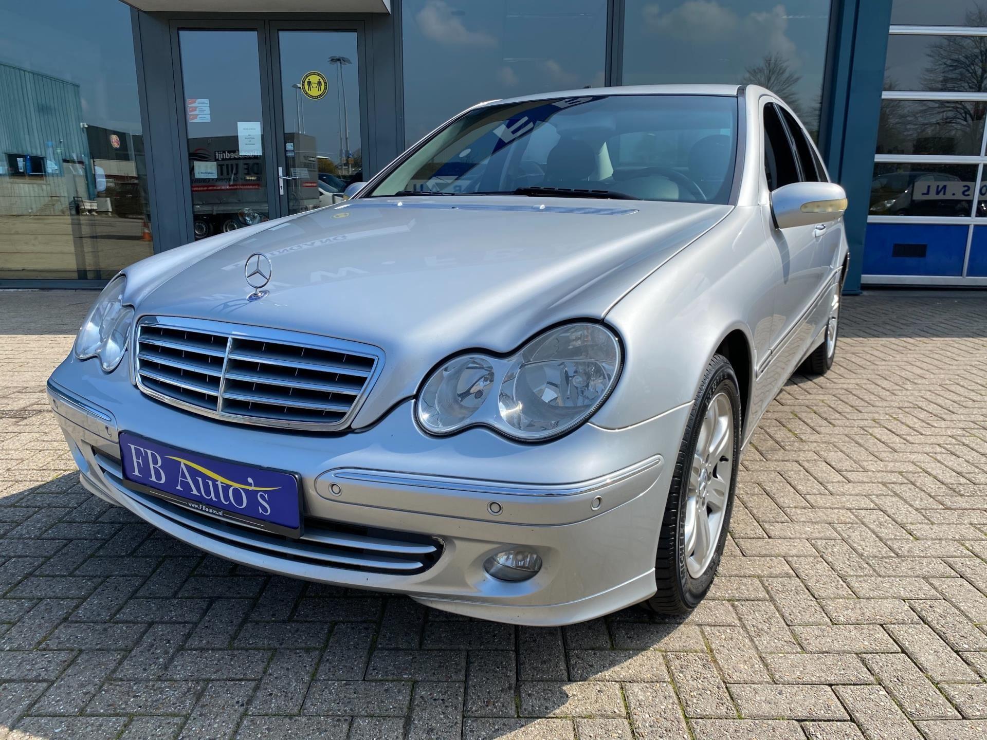 Mercedes-Benz C-klasse occasion - FB Auto's