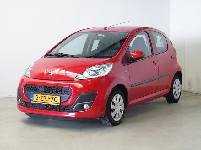 Peugeot 107 occasion - van Dijk auto's