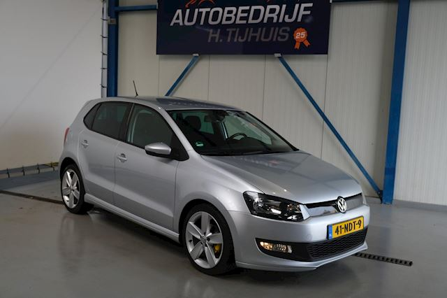 Volkswagen Polo 1.2 TDI BlueMotion Comfortline - N.A.P. Airco, Cruise.
