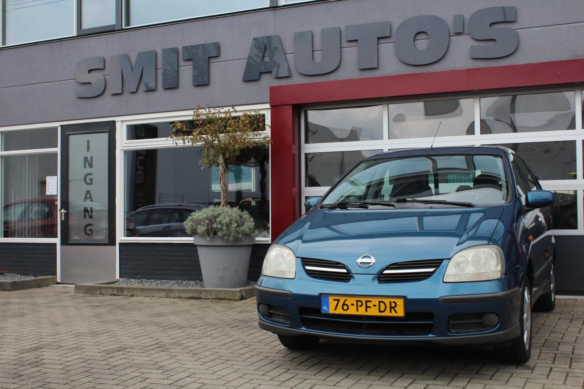 Nissan Almera Tino occasion - Smit Auto's