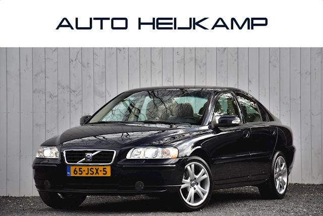 Volvo S60 2.4 Automaat Drivers Edition | Xenon | Leer | 87.659km!