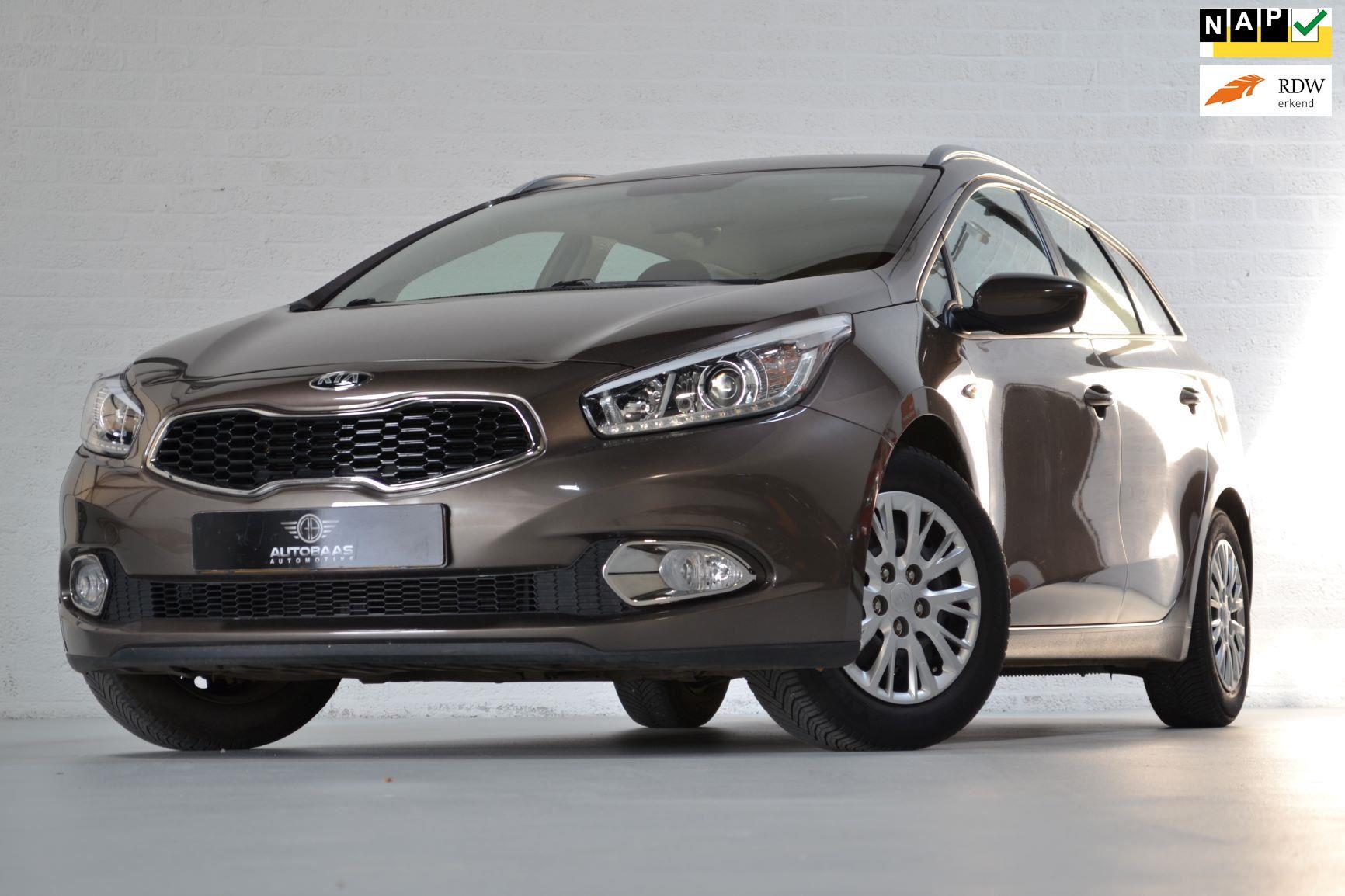 Kia Ceed Sportswagon occasion - Autobaas Automotive