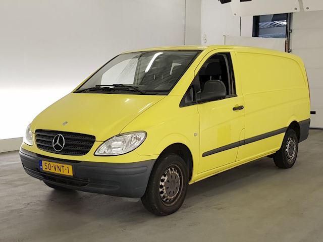 Mercedes-Benz Vito 109 CDI 320 Lang HD Amigo 66.976 KM.!!! Marge