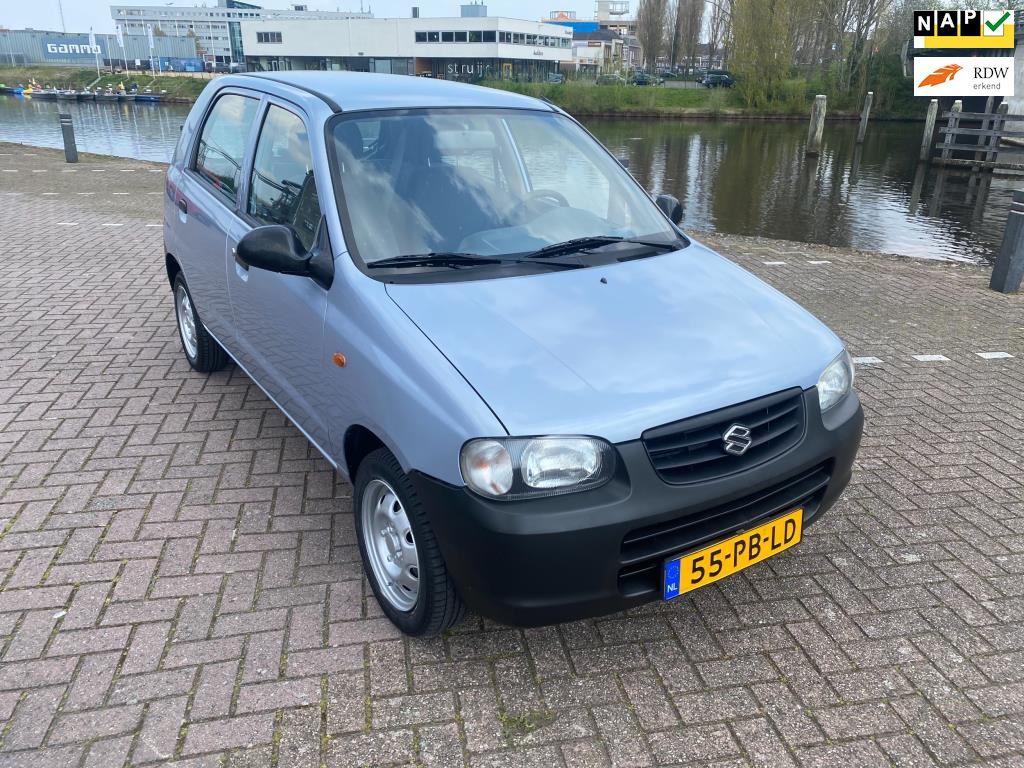 Suzuki Alto occasion - ML Cars - 's-Hertogenbosch