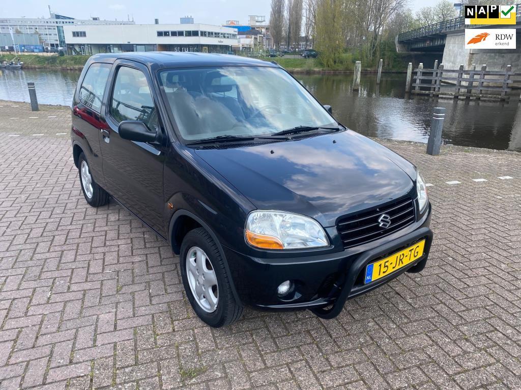 Suzuki Ignis occasion - ML Cars - 's-Hertogenbosch