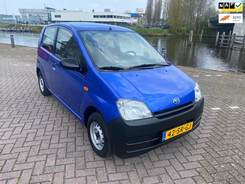 Daihatsu Cuore occasion - ML Cars - 's-Hertogenbosch