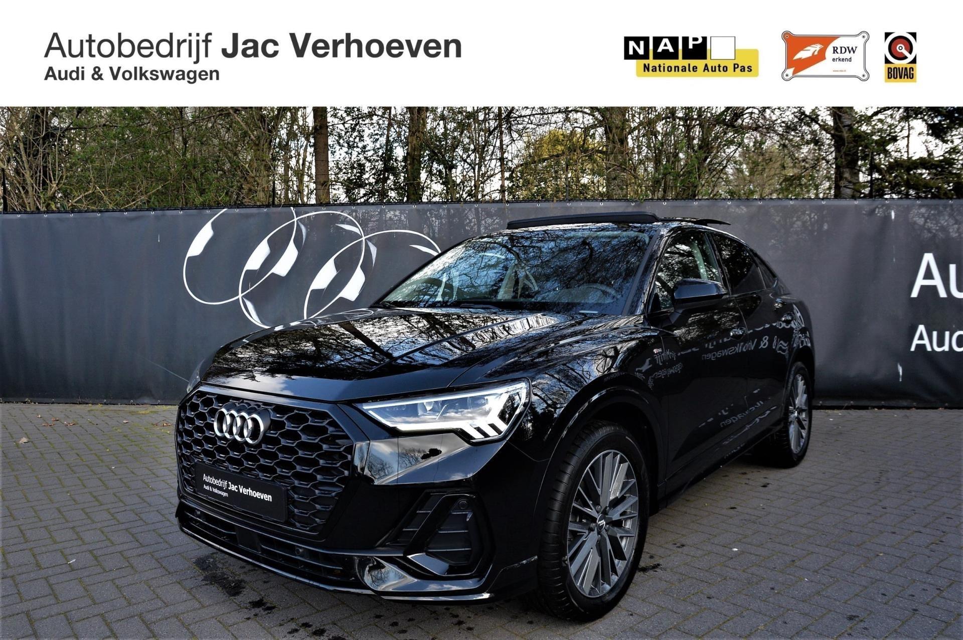 Audi Q3 Sportback occasion - Autobedrijf Jac Verhoeven