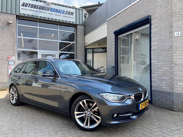 BMW 3-serie Touring 320d High Executive NL.Auto/184Pk/Xenon/Leer/Head Up/18 Inch/Trekhaak