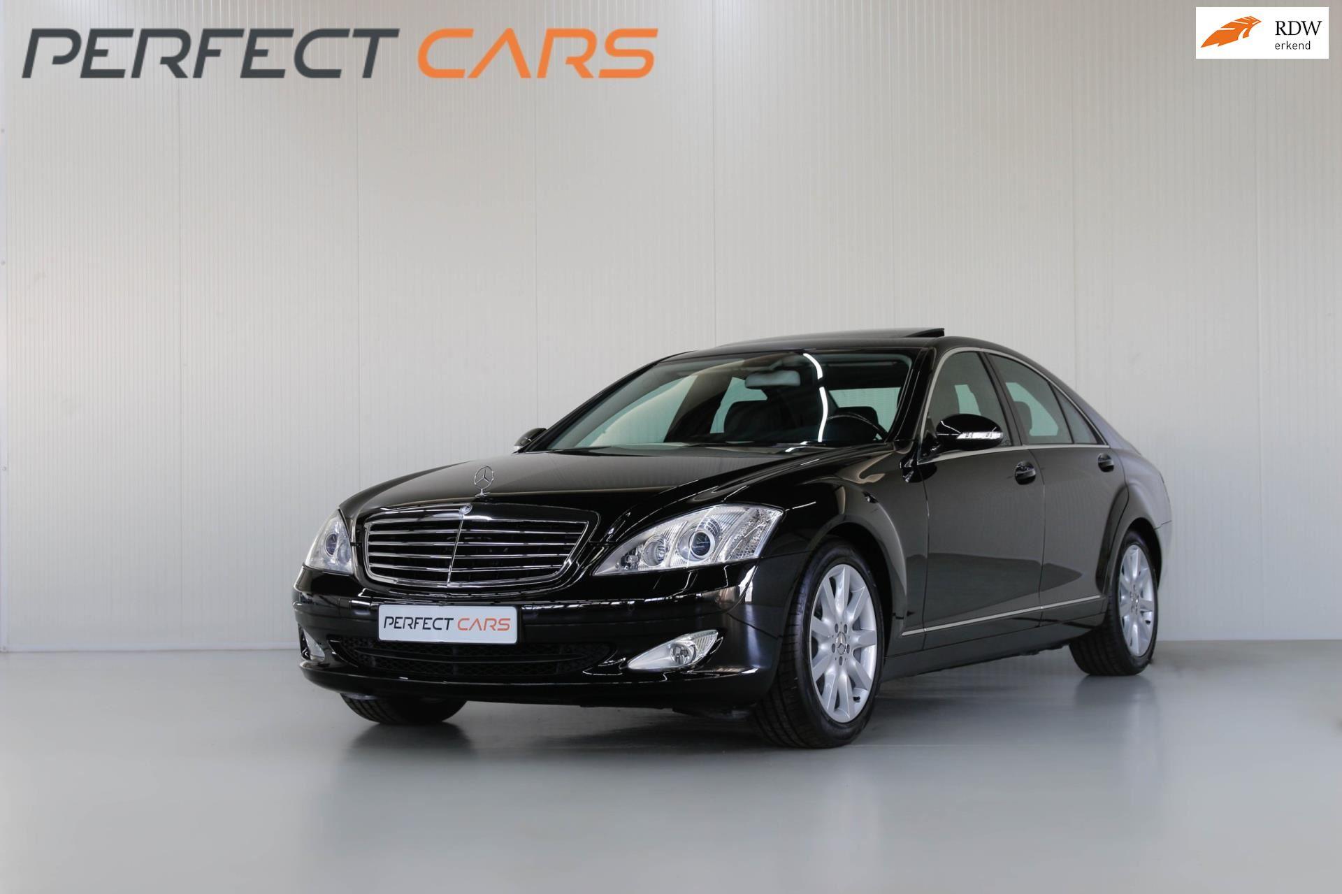 Mercedes-Benz S-klasse occasion - Perfect Cars
