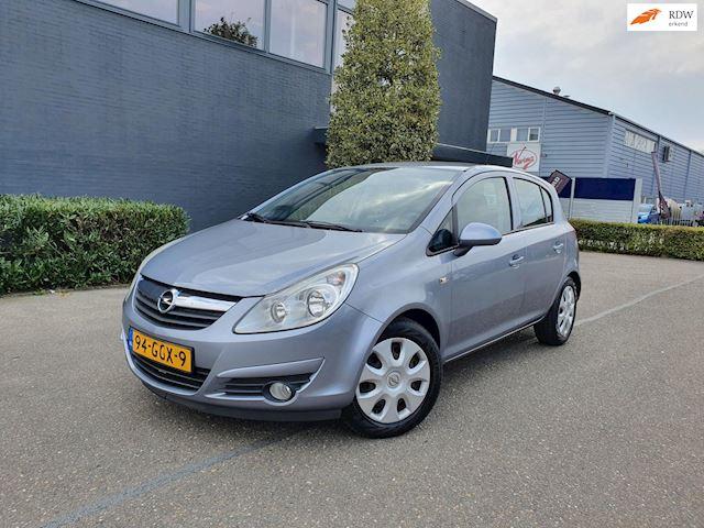 Opel Corsa 1.2-16V Enjoy/5DEURS/AIRCO/CRUISE/ 2 X SLEUTELS/BOEKJES/NAP